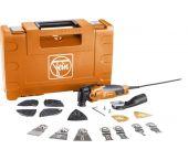 Fein MM500 Multimaster Plus Top Multitool + 32 delige accessoireset in koffer - 350W - 72296761000