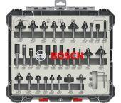 Bosch 2607017475 30-delige Frezenset in cassette - 8mm