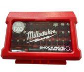 Milwaukee 4932471586 32-delige bitset in cassette - Torx
