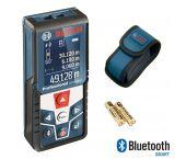 Bosch GLM 50 C Afstandsmeter in tas - bluetooth - 50m - 0601072C00