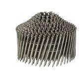 Senco SS21AGBC Rolspijkers geringd - Bolkop - RVS/Plastic - 2,1 x 50mm (6000st)