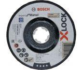 Bosch 2608619259 X-Lock Afbraamschijf Expert for Metal - Gebogen - 125mm
