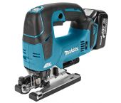 Makita DJV182RFJ 18V Li-Ion Accu decoupeerzaag set (2x 3.0Ah accu) in Mbox - D-greep - variabel - koolborstelloos