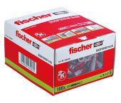 fischer 538240 DUOPOWER Universele pluggen - 6 x 50mm (100st)