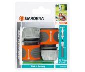 "Gardena 18281-20 Slangstuk set - 13 mm (1/2"")"