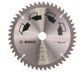 Bosch 2609256888 SPECIAL Cirkelzaagblad - 170 x 20 x 48T - Hout