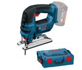 Bosch GST 18 V-LI B SOLO 18V Li-Ion Accu decoupeerzaag body in L-Boxx - D-greep - variabel - 06015A6101