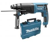 Makita HR2600 SDS-plus Boorhamer in koffer - 800W - 2,4J