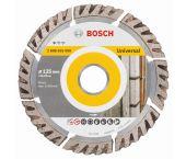 Bosch 2608615059 Standard Diamantdoorslijpschijf - 125 x 22,23 mm - universeel