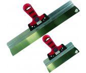 Het Melkmeisje 551400 Spackmes - RVS - Softgrip - 400mm