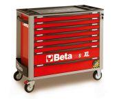 Beta C24SAXL/8-R Gereedschapswagen - 8 laden - 70 x 140mm - 24002283
