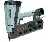 Hitachi NR90GR2 Gas Tacker set (2x accu) in koffer - 50-90mm - 93440510