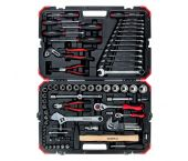 """Gedore RED R46003100 100-delige Dopsleutelset - 1/4"""", 3/8"""" en 1/2"""" - 3300063"""