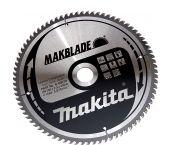 Makita B-09070 Makblade Cirkelzaagblad - 260 x 30 x 80T - Hout / MDF / Laminaat
