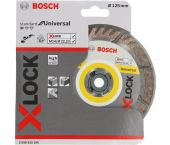 Bosch 2608615166 X-Lock Diamantschijf Standard for Universal - 125mm