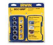 "Irwin 10504634 5-delige Bolt Grip Basisset 3/8"" t/m 5/8"""