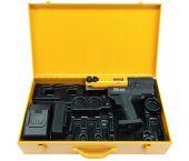 Rems 578010 Mini-Press Li-Ion 22V accu radiaalpersmachine set (1x 1,5Ah accu) in koffer