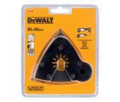 DeWalt DT20700 universeel multitool schuurplateau - 93x93x93mm - DT20700-QZ