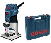 Bosch GKF 600 kantenfrees in koffer - 600W - 6-8mm - 060160A100