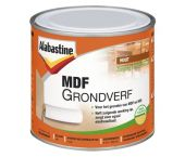 Alabastine 5094341 Mdf 2In1 Grondverf - Wit - 1L