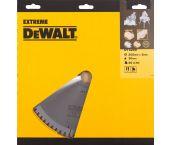 DeWalt DT4288 Extreme Cirkelzaagblad - 305 x 30 x 80T - Hout / Laminaat / Aluminium - DT4288-QZ