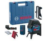 Bosch GCL 2-50 Punt-/lijnlaser in koffer - 20m - 0601066F01