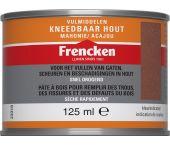 Frencken Kneedbaar hout - Mahonie - 125ml