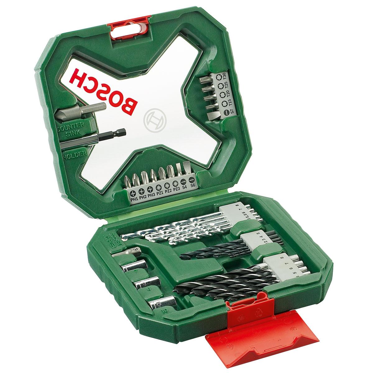 Bosch 2607010608 X Line Classic 34 delige set