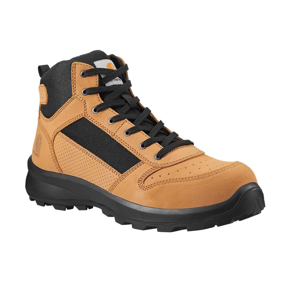 Carhartt F700909 Michigan Mid Rugged Flex Safety Shoe S1P Wheat 41