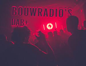 Bouwradio's DAB+